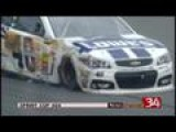 Dale Earnhardt Jr. Takes Victory At Pocono