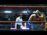 DR Congo Woman Proud To Be Only Female Boxing Referee