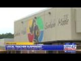 Duval Teacher Faces Suspension After Discussing Sexuality