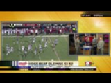 D.J. Breaks Down The Hogs Ole Miss Game