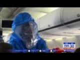 Ebola Scare On Airline