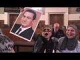Egypt Court Overturns Mubarak 3-year Jail Term For Graft