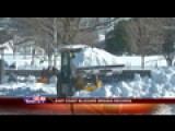 East Coast Blizzard Breaks Records
