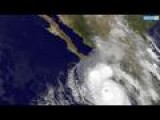 Fierce Hurricane Odile Threatens Baja Vacation Paradise