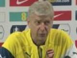 Fifa Arrests: Arsene Wenger Shares His Views