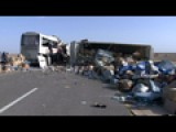 Foreigners Among 18 Dead In Oman Bus Accident