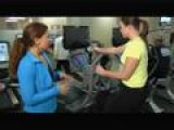 Get Fit: Using The Elliptical