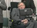 Hawking Hopes For Virgin Space Travel