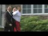 HERNANDEZ IN CUFFS | NBC News | 06 26 2013