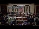 House Passes Spending Bill - Headed To Senate