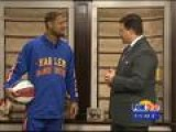 Harlem Globetrotters Visit Roanoke