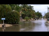 High Tidal Floods Give Florida Residents Glimpse Of Sea-rise