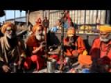 Holy Men Flock To Nepal Temple For Shivaratri Festival