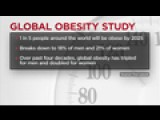 Health Minute: Grim Obesity Prediction