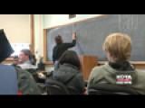 High Tech Professors Fight For Blackboards