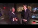 Inside The 9 11 Museum With Former Mayor Bloomberg