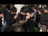 Japan Marks Second Tsunami Anniversary