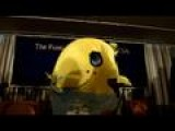 Japanese 'pear Fairy' Funassyi Plots World Domination