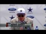 Jerry Jones Talks Deflate Gate