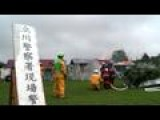 Japan Holds Annual Disaster Response Drill Week