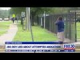 JSO: Local Boy Made Up Story About Being Abducted