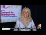 Julianne Hough's Holiday Travel Tips