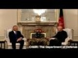 Karzai Accuses U.S. Of Conspiring With Taliban