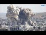 Kurds Say Air Strikes Push Islamic State Back From Kobani