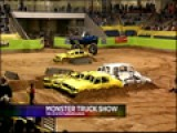Kicker Motorsports Show Monster Truck Show