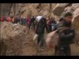 Landslide Hits Tibet Forcing Tourists To Evacuate