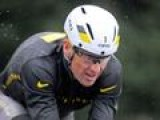 Lance Armstrong Says Last Few Weeks Difficult'