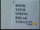 Low Gas Prices Spur Spring Break Traveling