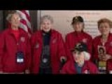 Local Women Who Served In WWII Travel To DC As A Part Of Cen