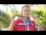 Las Vegan Scores Gold In Special Olympics