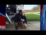 Little Girl And The Garbage Man Story Goes Viral 7AM
