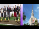 LDS Church Breaks Ground On Two Temples In South America