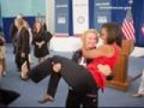Michelle Obama's Olympic Moment