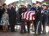 Memorial Service For Sen. Inouye Held In Hawaii