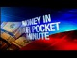 Money In Your Pocket Minute: Dow Over 15,000 05-08-13