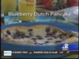 Mr. Food Blueberry Dutch Pancakes 8-25-14