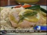 Mr. Food Skinny Poached Salmon 1-2-15