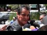 Mexican Wrestler Pedro Aguayo Ramirez Laid To Rest