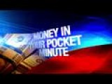 Money In Your Pocket Minute: 5-1-15
