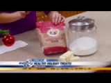 MOMS FIRST: Healthy Holiday Treats