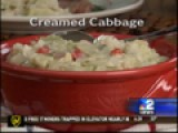 Mr. Food, Creamed Cabbage, 1-7-16