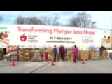 Mobile Food Pantry Targets North Springfield Neighborhoods