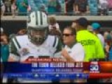New York Jets Release QB Tim Tebow