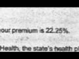 New York State Exposed: Health Insurance Rate Hike