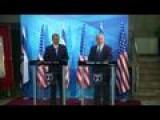 Netanyahu, Boehner Hail 'strong' US, Israel Ties