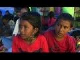 Nepalese Children Face Up To Mental Trauma